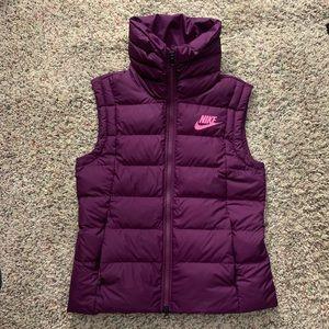 Womens' Nike Puffer Vest